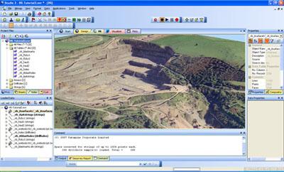 آموزش نرم افزار هاي مهندسي معدن،ژئوتکنيک و مکانيک سنگ  جامع ترين و معتبرترين آموزش براي نرم افزار هاي مهندسي معدن و مهندسي ژئوتکنيک و انجام پروژه ها و پايان نامه هاي مرتبط http://irock.loxblog.com